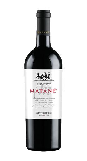13 - Primitivo Puglia Matane