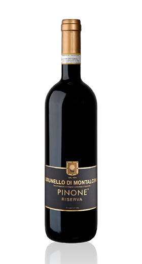 16 - Brunello di Montalcino Riserva Pinone