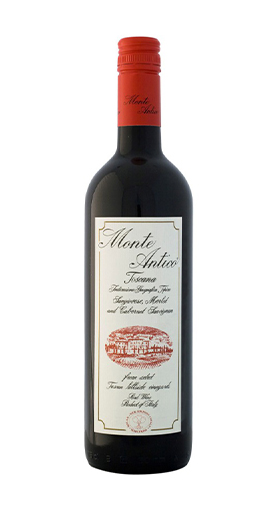 16 - Red Tuscan igt Monte Antico