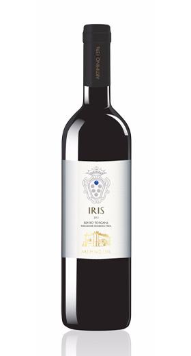16 - Rosso toscana Iris